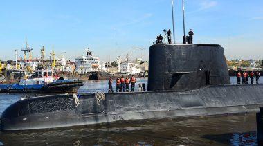Encontraron al submarino ARA San Juan a 460 kilómetros de la costa y a 800 metros de profundidad