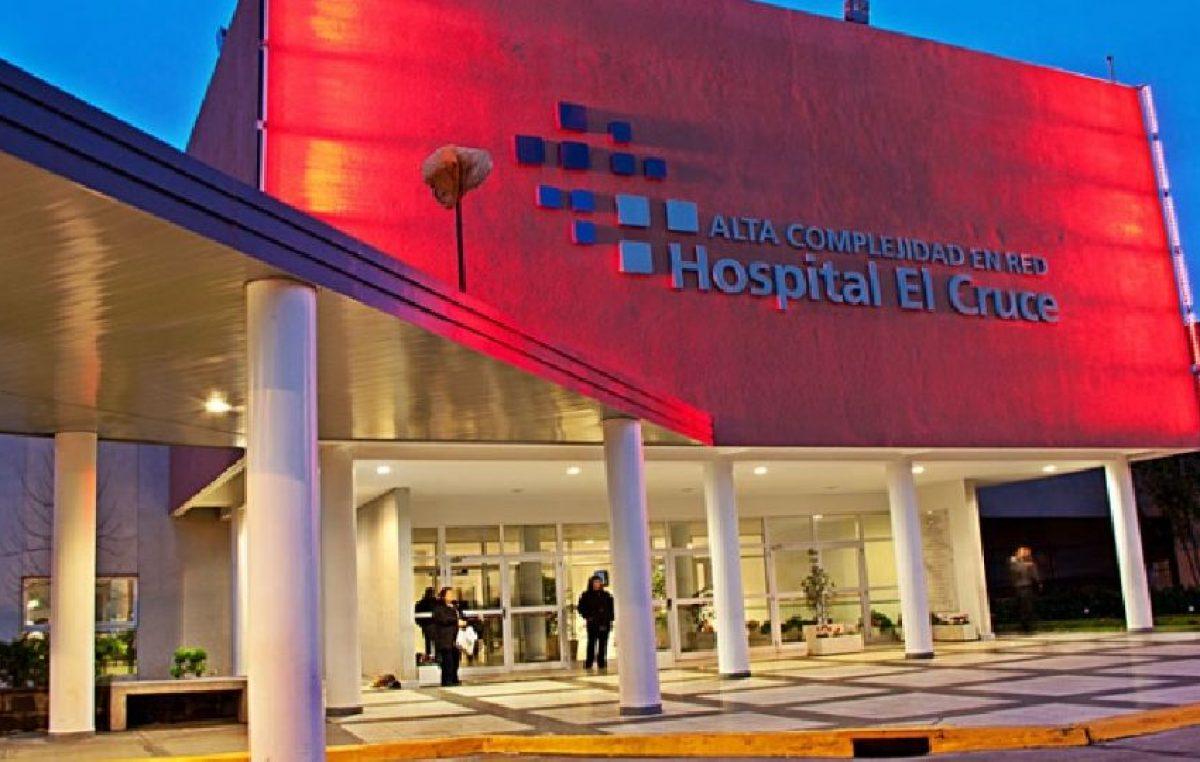"""""""El Cruce"""" de Florencio Varela quedó primero en un ranking de hospitales universitarios de América Latina"""