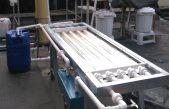 Platenses diseñaron un filtro solar que podría quitar el arsénico del agua de pozo