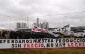 Trenque Lauquen / El próximo 8 de noviembre la lechería de la mano de ATILRA cesará sus actividades