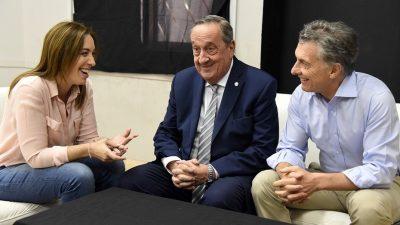 """El intendente radical de Tandil dijo que si le hubiera hecho caso a Macri y a Vidal """"el hospital habría cerrado"""""""