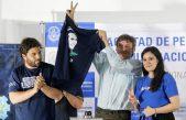 """""""Para mí la chocaron toda"""", dijo Máximo Kirchner en La Plata y pidió un armado """"lo más plural posible"""""""