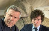 """El abogado mediático, Mauricio D´Alessandro y el economista """"Ultraliberal"""" Milei brindaran una charla en La Plata"""