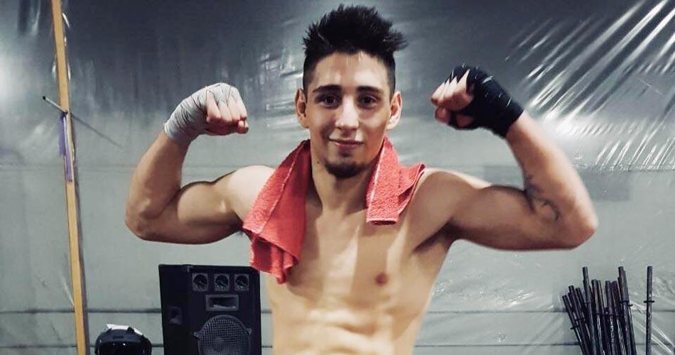 El Cañuelense Lucas Oporto se coronó campeón mundial de kickboxing