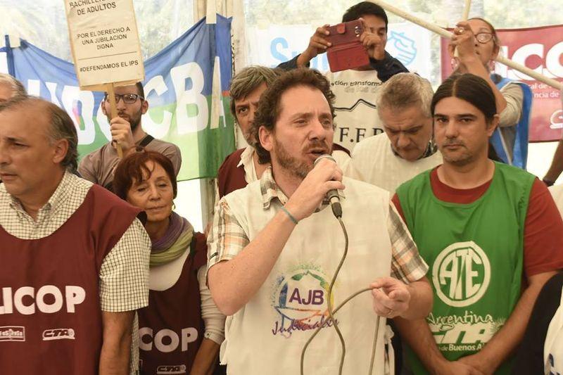 """Abramovich de la AJB: """"La intensión política es que los juicios laborales duren más, perjudicando al trabajador"""""""