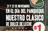 """Por el """"Día del Panqueque"""", la histórica cadena """"Lo de Carlitos"""" vende panqueques de dulce de leche a 1 peso"""