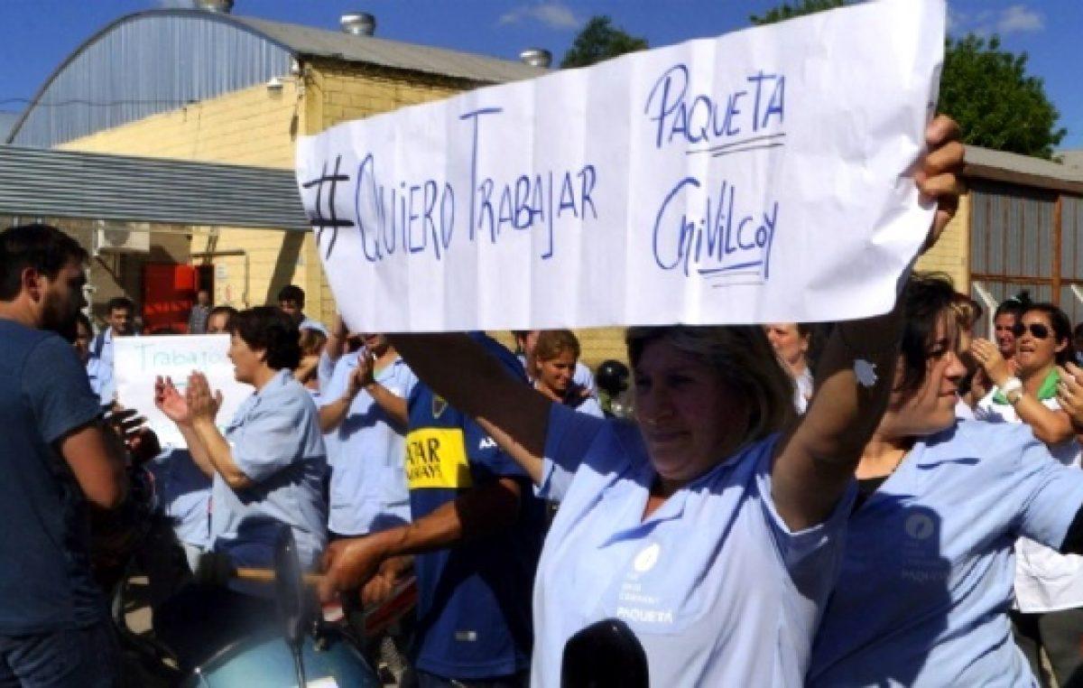 be7df152 Duro golpe para Chivilcoy: Paquetá, la fábrica de Adidas, confirmó que  cierra el 31 de diciembre