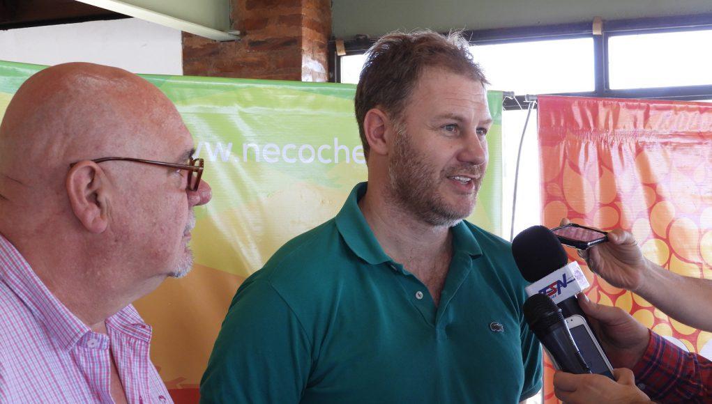 De la mano de Pablo Meana, Necochea recibe 1.400 chicos que jugará el Abierto de Vóley más importante del país