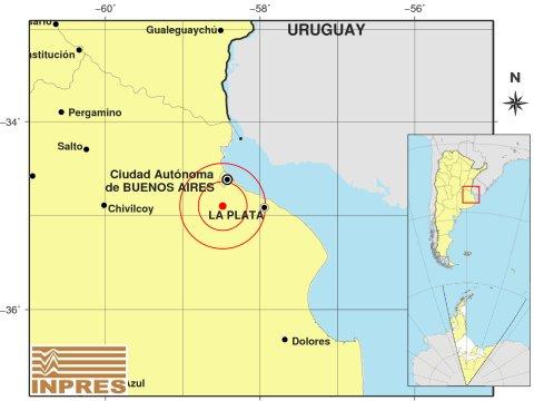 """Gray sobre el sismo en E. Echeverria: """"Queremos transmitir tranquilidad a toda la población"""""""