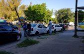 """El riesgo de ser UBER en La Plata: Secuestraron cuatro autos y un remis """"trucho"""""""