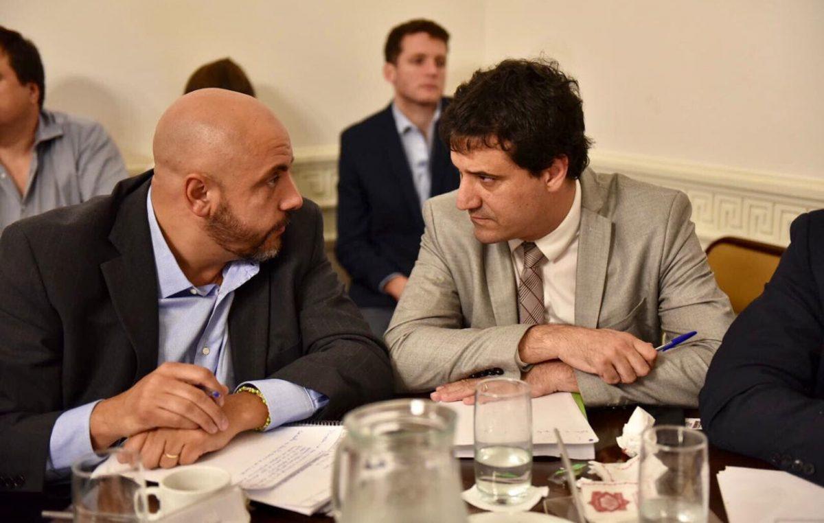 """César Torres sobre el presupuesto provincial: """"da un impulso trascendente al proceso de desarrollo socio-económico"""""""