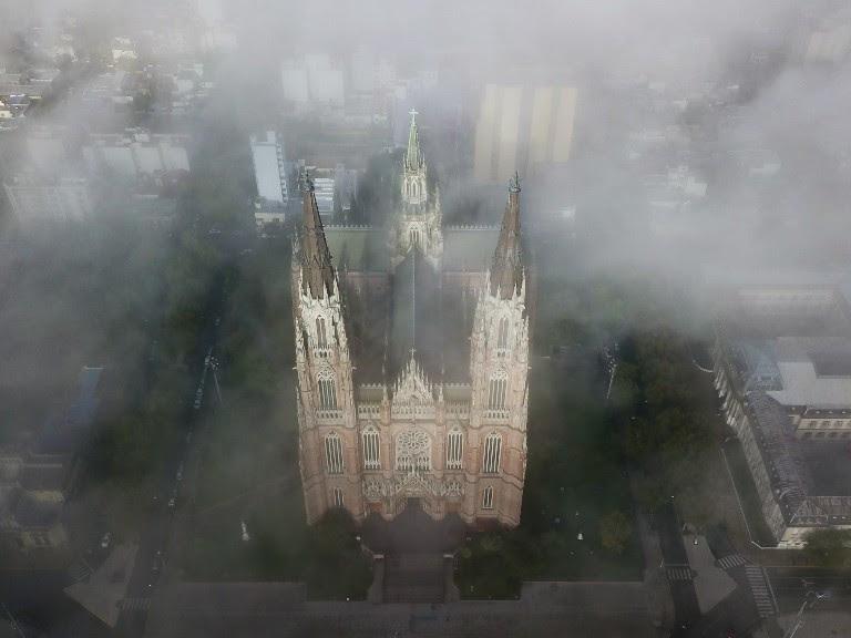 """""""Dos Capitales"""" el proyecto que postula a La Plata y CABA como Patrimonio Mundial ante la UNESCO"""