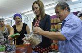 Vidal repartirá 300 mil cajas navideñas a organizaciones sociales