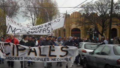Con la temporada en puerta: Municipales de Mar del Plata y Necochea siguen en conflicto por salario