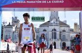El periodista de Lobos Ezequiel Brahim ganó los 21K de La Plata y publicó una emotiva dedicatoria