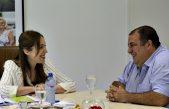 Vidal destacó a un docente bonaerense elegido como uno de los mejores del mundo