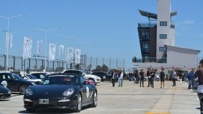 Gran festival anual de Porche en el flamante autódromo de San Nicolás
