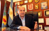 """Secco no olvida su pasado como barrendero y anunció un """"súper bono"""" para los municipales de Ensenada"""