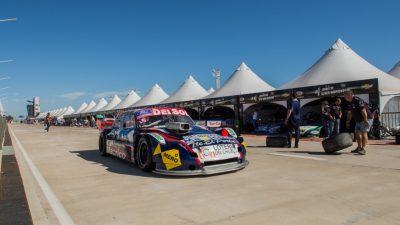 El TC pista realizó los primeros entrenamientos en el flamante autódromo de San Nicolás