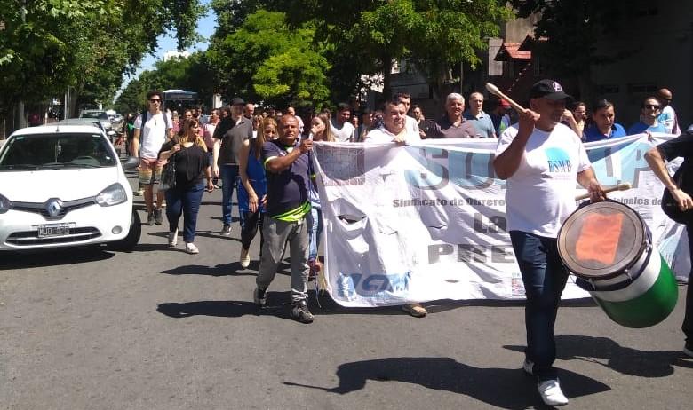 Paritarias: Municipales de La Plata levantaron el paro y el Ejecutivo deberá presentarse el jueves ante el Ministerio de Trabajo