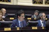 Abad celebró la sanción del Presupuesto y aseguró que habrá obra pública por 55 mil millones