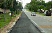Pergamino construye la bicisenda de Avenida Champagnat