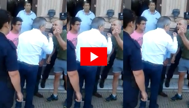 """""""La que te llevaste"""": los humillantes dichos del intendente Britos a los trabajadores despedidos de Paquetá"""