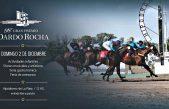 Se corre la 98° edición del Gran Premio Dardo Rocha en el Hipódromo de La Plata