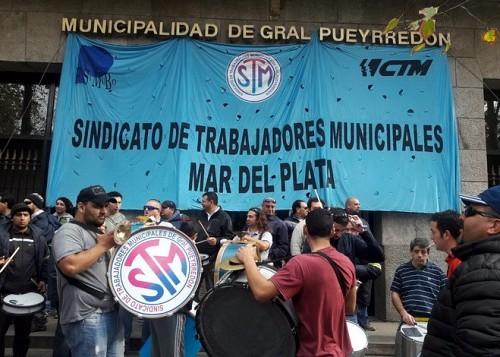 Mar del Plata / FESIMUBO rechazó la oferta salarial y se encamina un paro provincial de trabajadores municipales