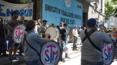 Se tensa el conflicto en General Pueyrredón: Municipales anunciaron retención de tareas por tiempo indeterminado y una gran movilización el miércoles