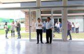 Pergamino / El intendente Javier Martínez inauguró nuevas obras en el Parque Industrial