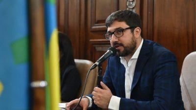 Denunciaron por acoso sexual al Presidente del Concejo Deliberante de La Plata que respondió con una contradenuncia