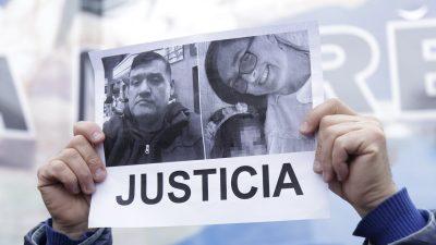 Estrenan un documental sobre Sandra y Rubén, las víctimas de la tragedia de Moreno