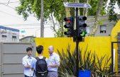 En Junín, estudiantes de la UNNOBA desarrollan un innovador semáforo solar