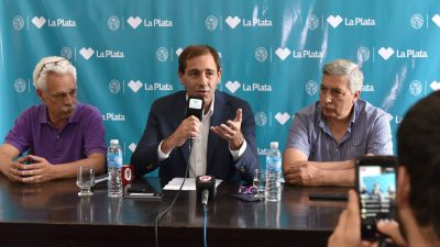 La Plata / Garro hace buena letra con Macri y entregará un bono de 5000 pesos a empleados municipales