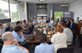 Pesca: Ratifican el compromiso provincial para fortalecer el trabajo en tierra en Mar del Plata