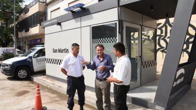 San Martín / Katopodis preocupado por la inseguridad busca mejorar los controles y operativos policiales