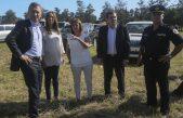"""Macri, Vidal, Bullrich se mostraron con Montenegro """"el candidato"""" que quieren en Mar del Plata"""