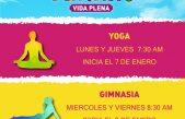 Bolívar ofrece talleres gratuitos de yoga y gimnasia para adultos mayores