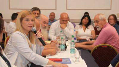 """Frente a la crisis la Mesa de Diálogo de La Matanza exigió """"soluciones y recursos"""" en su Asamblea Anual"""