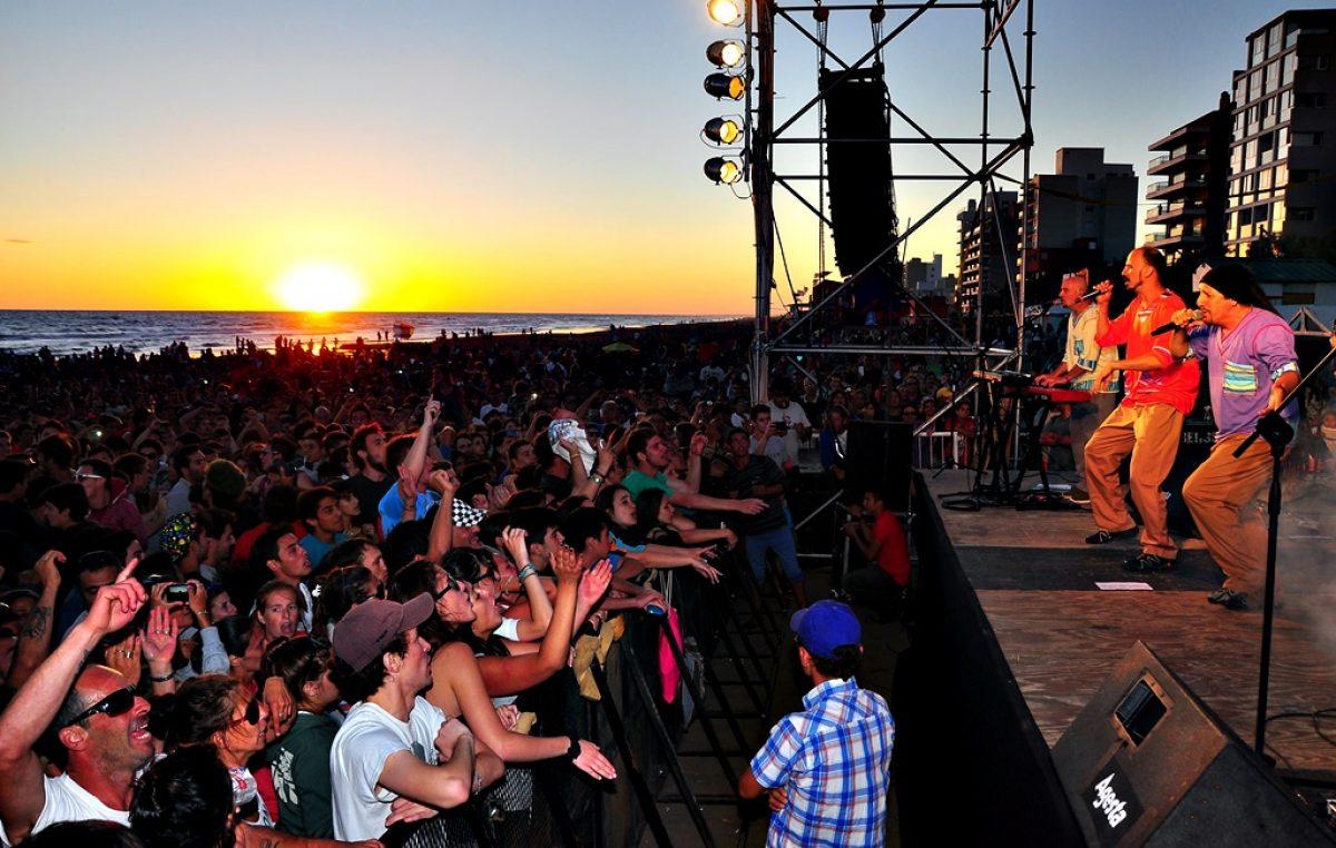 La Bersuit celebrará sus 30 años frente al mar de Monte Hermoso