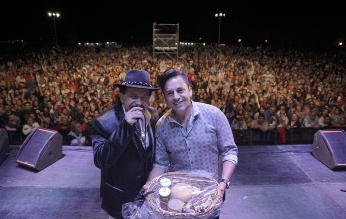 El Gran Antonio Ríos cerró la última noche de Bolívar Cumbia 2019