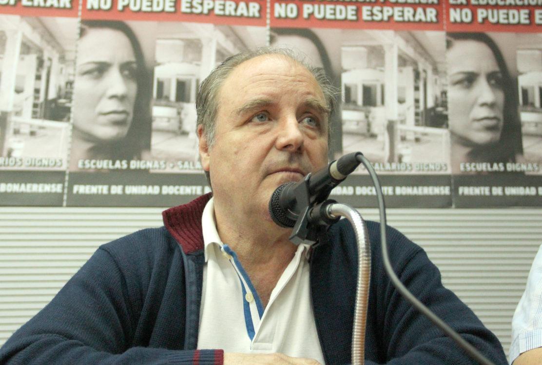 """""""Lo primero que tiene que hacer Vidal es devolvernos el 15,6% que perdimos en 2018"""", dijo Miguel Díaz de UDOCBA"""