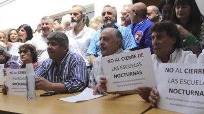 Moyano y las dos CTA anunciaron un plan de lucha federal contra los tarifazos