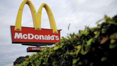 McDonald's se ríe del hantavirus: encontraron excremento de rata en un local de La Plata