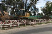 Avanzan las obras hídricas para ponerle fin a las inundaciones en Pergamino