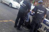 La Plata / Desde el municipio realizaron operativos para evitar manteros en el microcentro