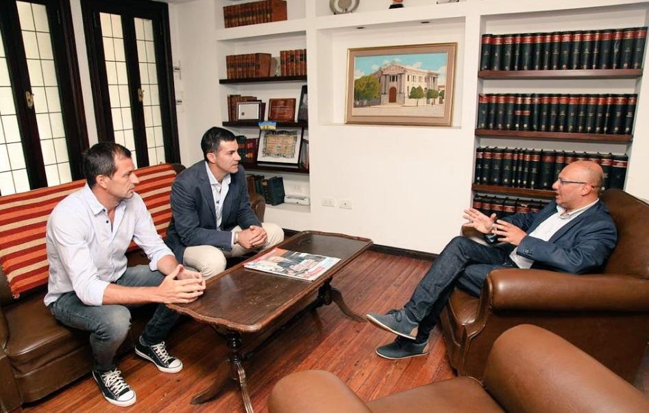 """""""Bali"""" Bucca: Amigo de Tinelli, compañero de Randazzo y ¿candidato con Urtubey?"""