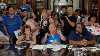 """Miguel Díaz: """"Este gobierno es peor que el de Scioli"""""""