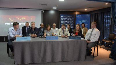 Legisladores del FR y FAJ se pronunciaron en contra del pedido de aumento del 35% de las empresas de gas